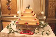Motorcycle Topper Wedding Cake