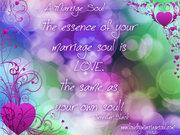 Marriage soul essence
