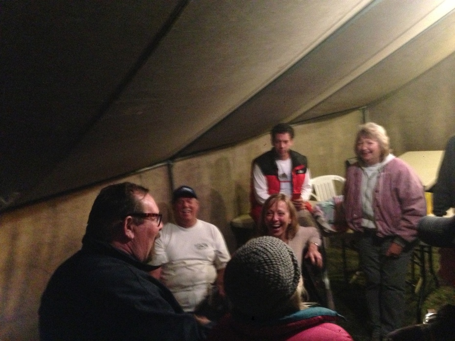 Fish Camp Tent