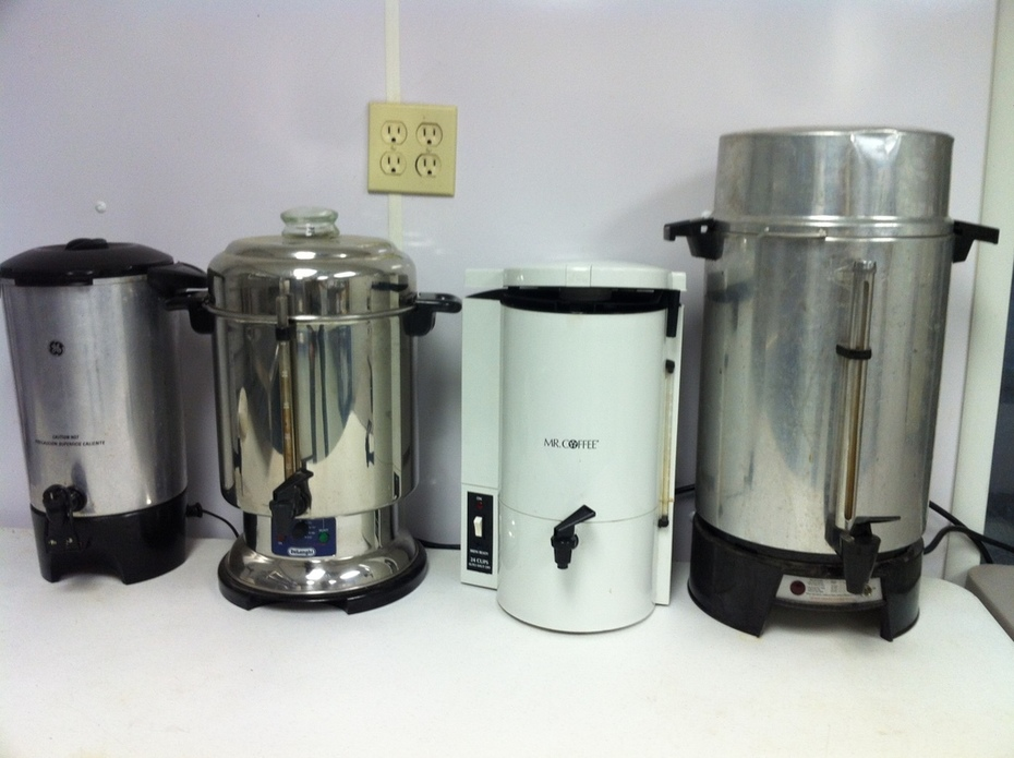 Coffee makers Brosig