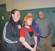 Maurine, Gena, Kevin, & Steve