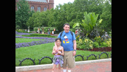 Washington DC with Hanna