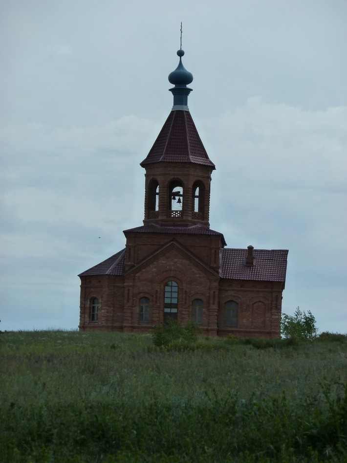 Church mother of God in Herson