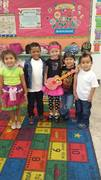 Rock n' Roll Day at First School