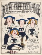 Hotel Free Exchange Poster, 1974