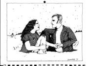 Calendar Page, 1974