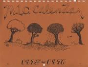 MLC Calendar Cover, 1974