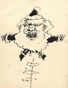 Angry Santa Claus, 1970s
