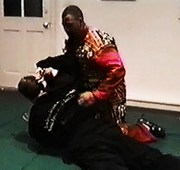 Arrest and Control Finger Lock