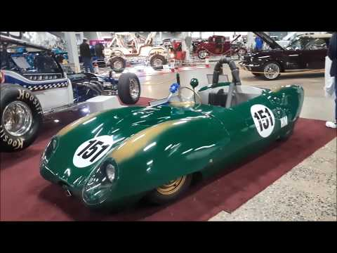 Bills 1952 Miller Bogus Lotus At the 2019 Mid Atlantic Indoor Nationals