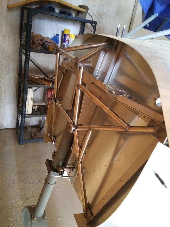 Aeromomentum AM15 engine mount