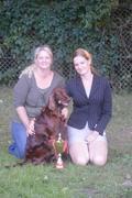 C.I.E. & multi Ch. Loving Red Jacinta Rubin, 4 years