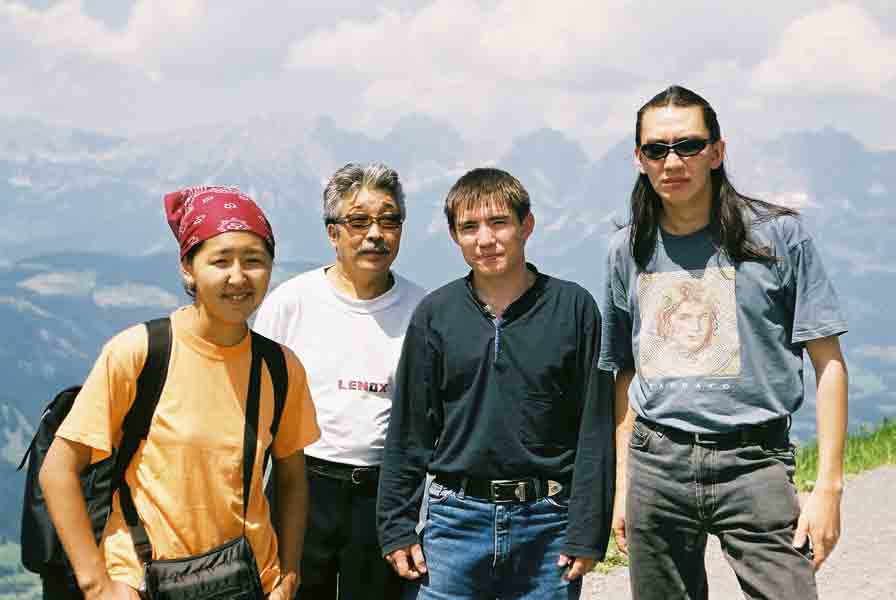 Toma, Nohon, Emil, Erturk - on tour