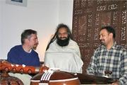 Swami ji & Ustad Sharif Ghazal