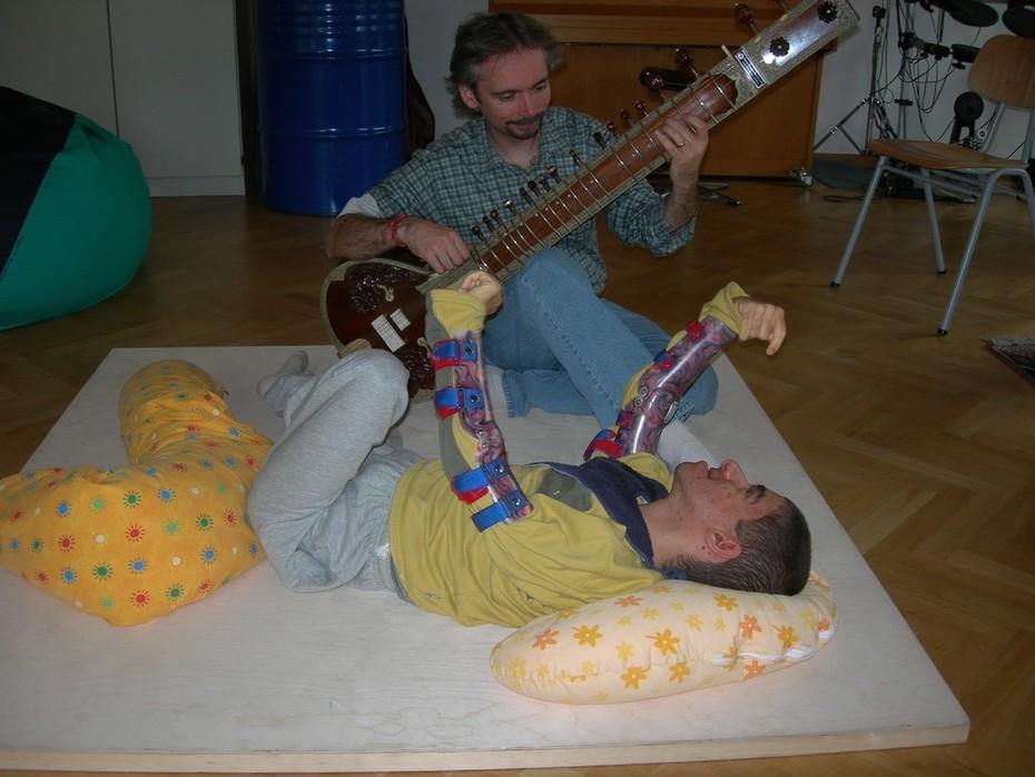 Klangtherapie / Soundtherapy