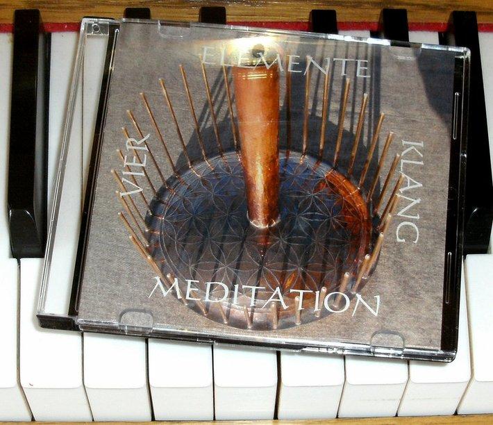 CD Vier Elemente Klang Meditation