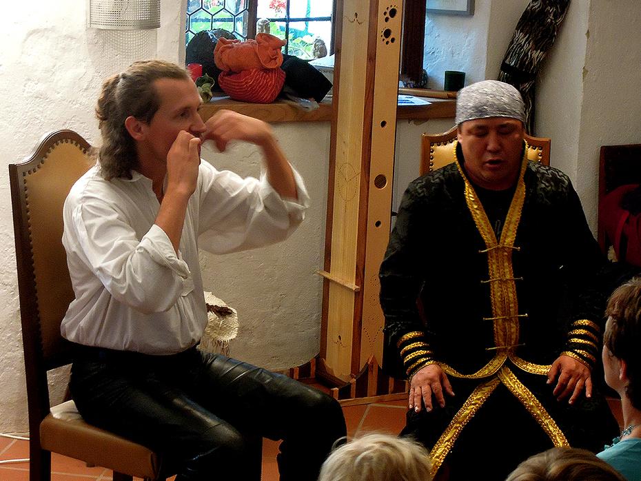 Mikuskovics: Jewsharping with Hosoo
