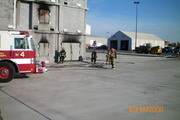 Loudoun County, VA Fire School 2008