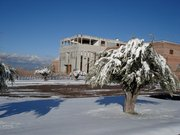 Monteviejo Valle uco, Mendoza Argentina Winter