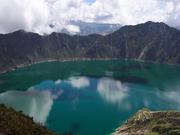 Laguna Quilotoa 12,400 feet