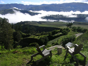 View from Black Sheep Inn