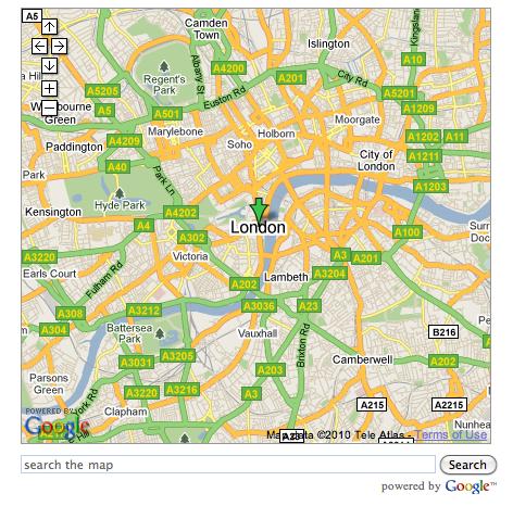 Insider Perks Interactive Maps