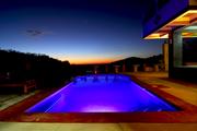 """Pool at Night"",Casa Del Soul,San Juan Del Sur,,Nic."