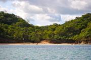 "One of the 4 Private Beaches below ""Casa del Soul"""
