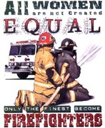 Firefighting Women