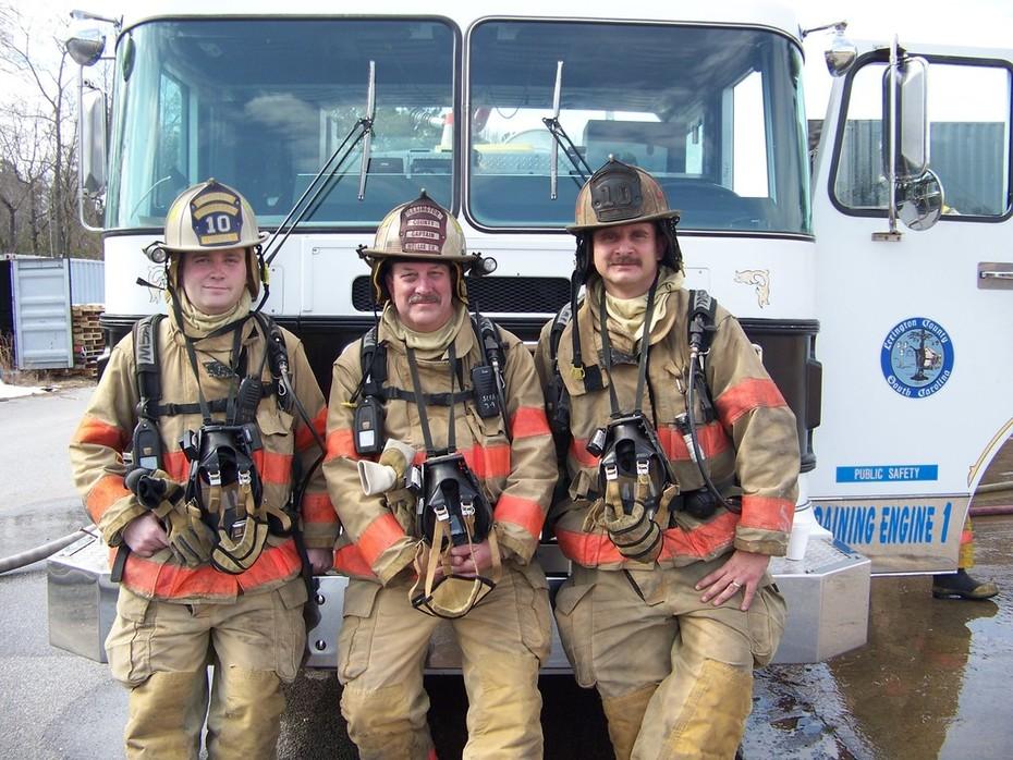 Lexington Volunteer officers