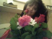 My Valentines Day flowers.... = )