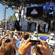 """Disney """"Star Tours"""" Launch Party May 19-20, 2011"""