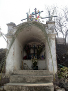 Altar atop Cerro Sagrado