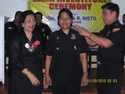 Rank Investiture