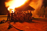 Live Fire Training Sta 43