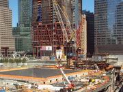 Freedom Tower at Ground Zero