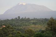 View of Mount Kilimanjaro, Adventure climbing