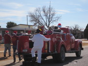 HCFD Christmas Drive Deliveries
