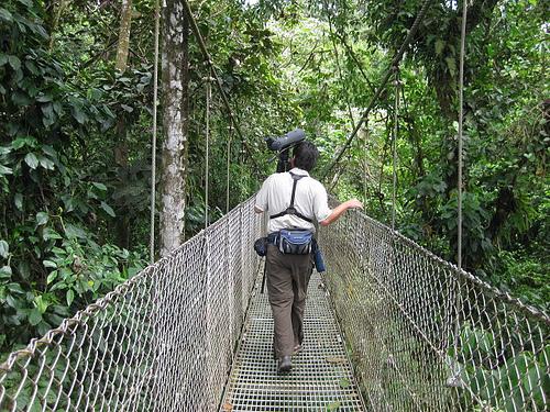 Hanging Bridges, Arenal CR