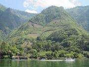 Lake Atitlan..new roads