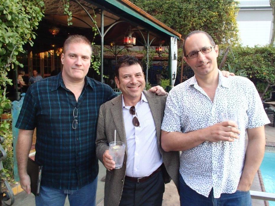 TBS blogger meetup at Hotel Figueroa, Los Angeles 9-12