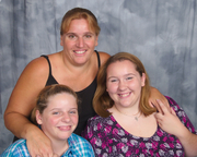 Me and My two girls