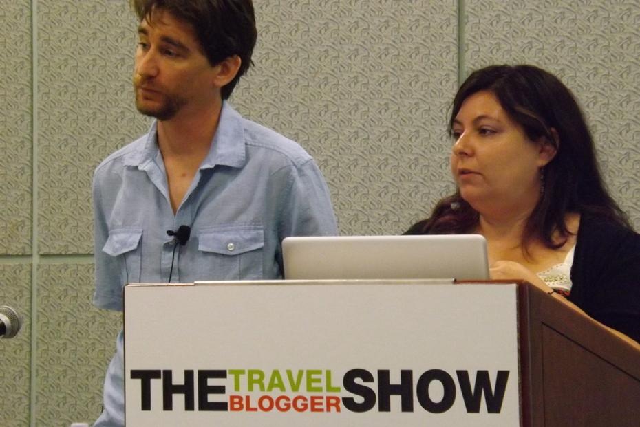 Travel Blogger Show at ASTA Trade Show L.A. September 2012