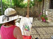 Italian painting courses
