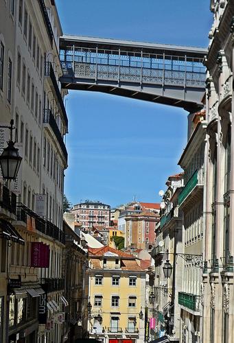 Rua Augusta em Lisboa