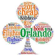 Book Orlando Flights with Globehunters