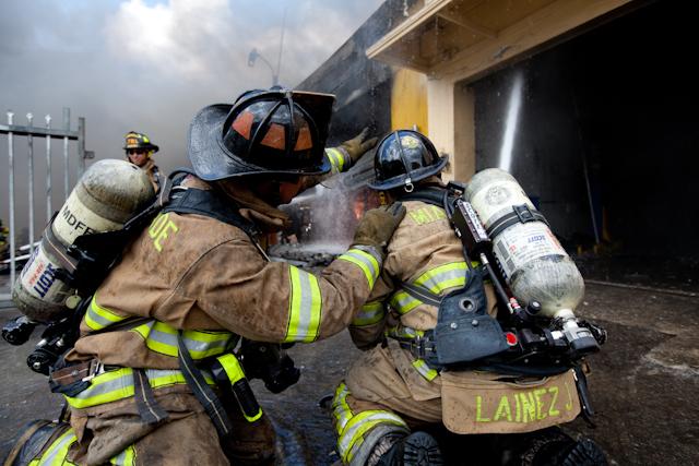 4th alarm fire mdfr-30