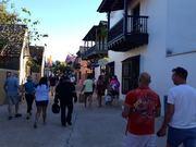 Florida St Augustine St George Street 2