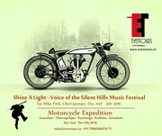 Eventours Motorcycle Trip