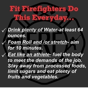 Fit firefighters do this everyday!